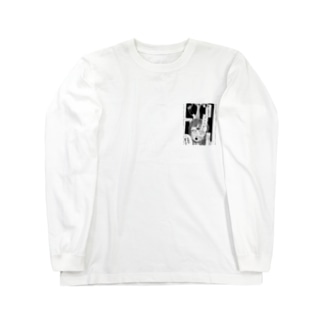 コラージュ#2#3 Long sleeve T-shirts