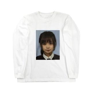 証明ザギ Long sleeve T-shirts