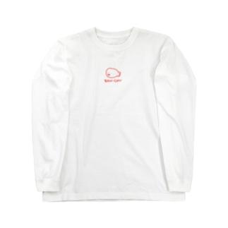 かわいいらんちゅう Long sleeve T-shirts