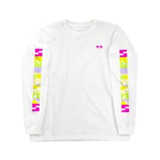 いきるのにむいてない yellow Long sleeve T-shirts