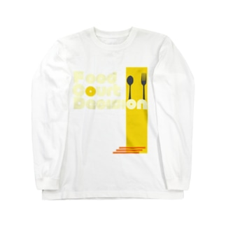 Food Court Decision Long sleeve T-shirts