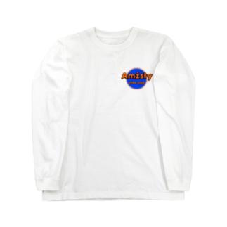 Amżsły logo circle Long sleeve T-shirts
