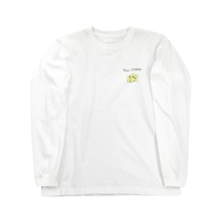 Blue Cheese Long sleeve T-shirts