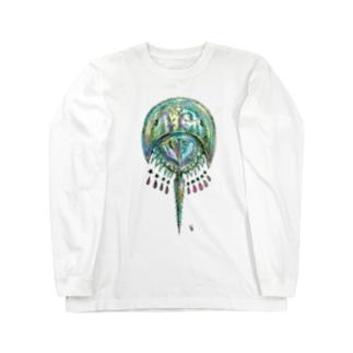 カブトガニ Long Sleeve T-Shirt