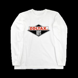 Zoltax.🇯🇵のZoltax. Long sleeve T-shirts