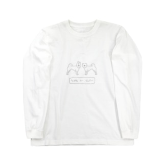 うぇるかむ とぅー じゃぱん Long sleeve T-shirts