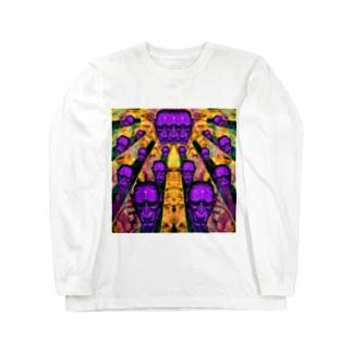 派遣 Long sleeve T-shirts