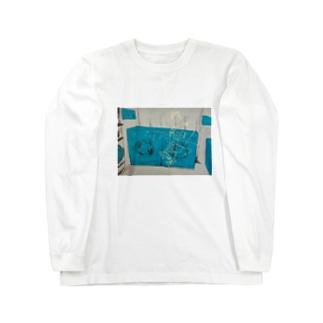 コインランドリー Long sleeve T-shirts