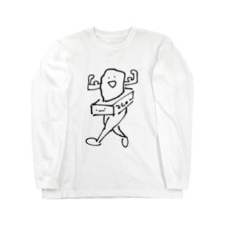 てぃっしゅ Long sleeve T-shirts