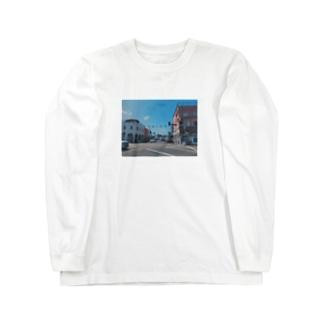 LA  Long sleeve T-shirts