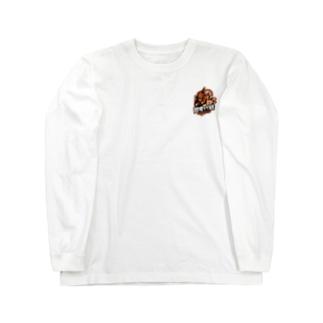 (背面あひるロゴ有)ロンT あひる組バージョン Long sleeve T-shirts