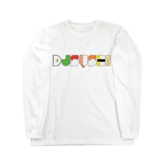 SUSHI SHOP 墨田店のDJ SUSHI TOKYO 公式グッズ Long sleeve T-shirts