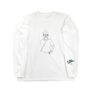 たかし君 ロンT Long sleeve T-shirts