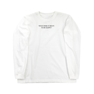 Question  Long sleeve T-shirts