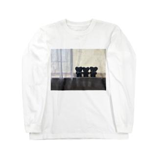彼等は私たちの影 Long sleeve T-shirts