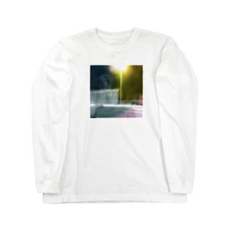 別世界 Long sleeve T-shirts