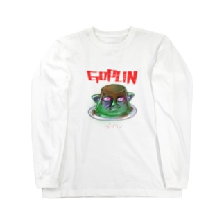 ゴプリン Long sleeve T-shirts