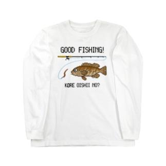 マハタ_1 Long sleeve T-shirts