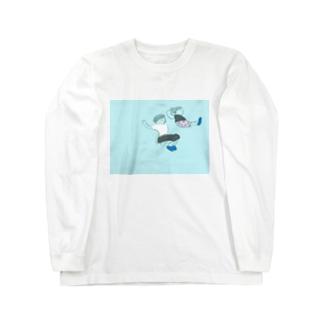 ブランコ Long sleeve T-shirts