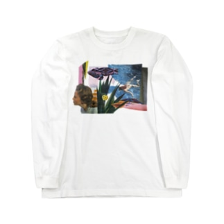 nurturing of love Long sleeve T-shirts