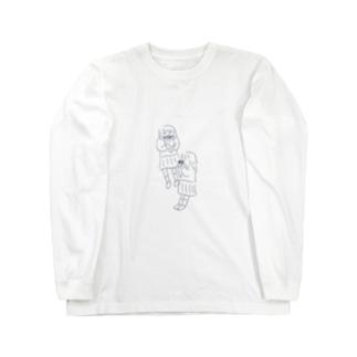 つまみぐい Long sleeve T-shirts