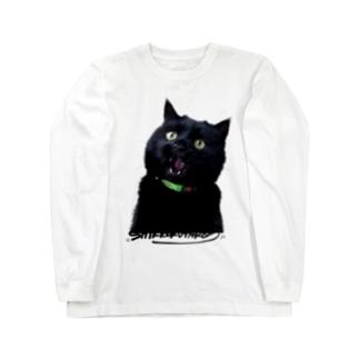 漆黒太郎のロンT Long sleeve T-shirts