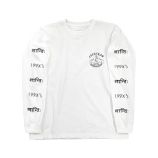 シャーンティ ロンT Long sleeve T-shirts
