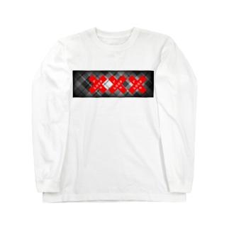 arrangementシリーズ Long sleeve T-shirts
