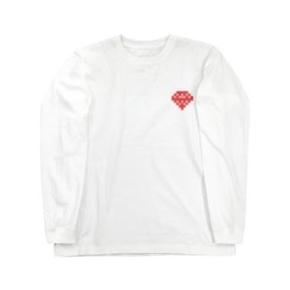 dotRuby / red Long sleeve T-shirts