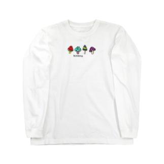 きのコ Long sleeve T-shirts