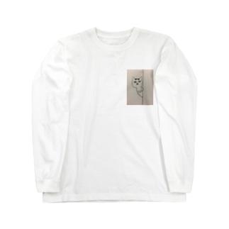 入月裕美子のマロはフレディマーキュリー似 Long sleeve T-shirts