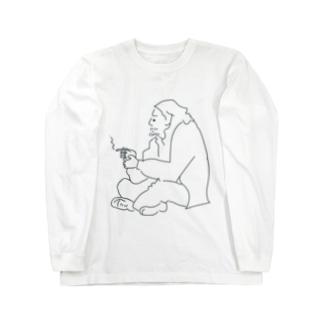 つっつん Long sleeve T-shirts