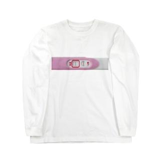 命 Long sleeve T-shirts