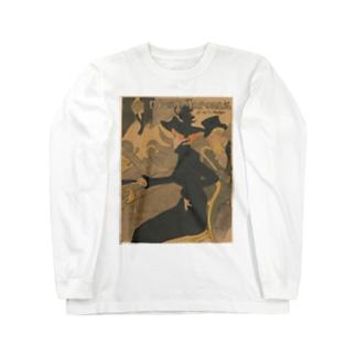 Affiche, Henri de Toulouse-Lautrec Long sleeve T-shirts