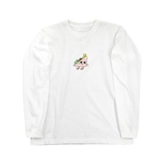 フサコーファッション Long sleeve T-shirts
