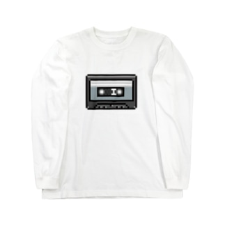 cassette-tape Long sleeve T-shirts