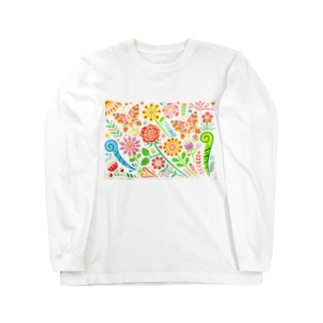 HAPPY DAY! Long sleeve T-shirts