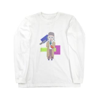 タピリスト Long sleeve T-shirts
