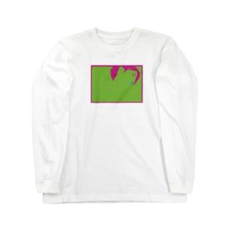 EROGIRL / ECSTASY Long sleeve T-shirts