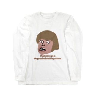 a Very unbelievable person Long sleeve T-shirts