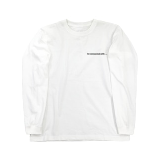THE CIRCLE©︎ long-sleeve +Mr. Coin+ Long sleeve T-shirts