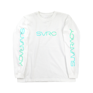 SLOW9のSVRC Long sleeve T-shirts