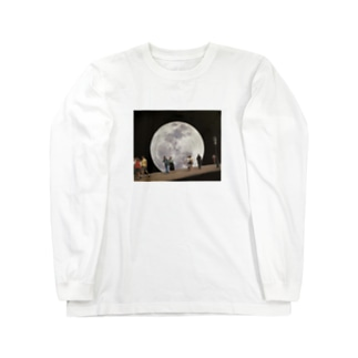moonwalk Long sleeve T-shirts