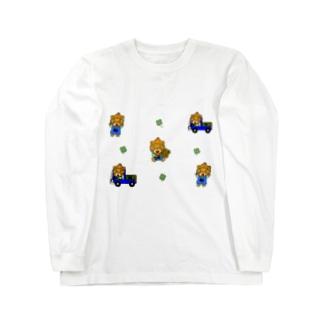 おにぽんシリーズ Long sleeve T-shirts