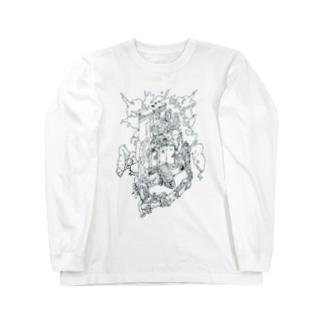 inspirit1【a.ver】 Long sleeve T-shirts