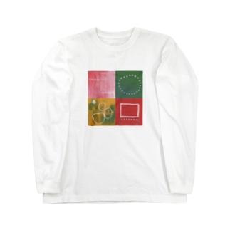4 Long sleeve T-shirts