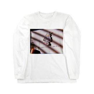 賞味期限切れロボット Long sleeve T-shirts