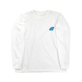 モルフォ蝶 Long sleeve T-shirts
