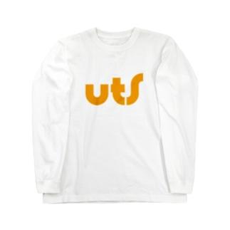 海野トラベルサロン Long sleeve T-shirts