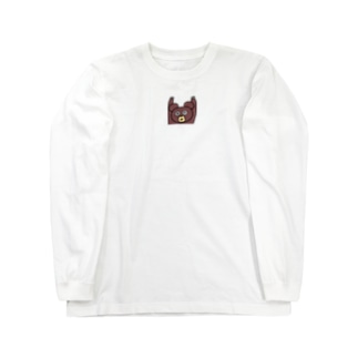 Banzaい【熊zabuろ〜】 Long sleeve T-shirts
